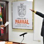 El Cabildo de Parral designa al licenciado, Rubén Ávila Mireles como titular de Seguridad Pública.
