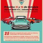 Este viernes el desfile de participantes del 1er Motor Fest de Parral.